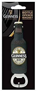 Guinness 3D Bottle Opener Magnet