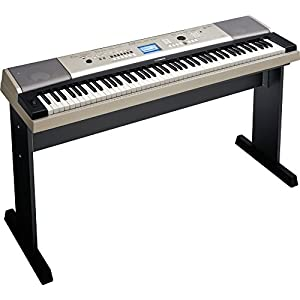 Yamaha YPG-535 88-Key Portable Grand Piano Keyboard,