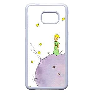 Customize Cell Phone Case Samsung Galaxy Note 5 Edge Case Cover White Cartoon The Little Prince 12QW4687619