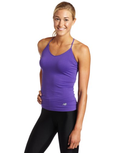 New Balance Women's Performance Camisole Purple