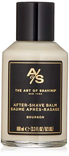 The Art of Shaving Bourbon After- Shave Balm, 3.3 Fl Oz