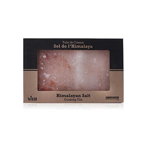Vital VGH1015-01 Himalayan Salt Cooking Tile, 8