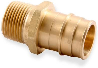 Amazon com: Uponor Wirsbo LF4521075 ProPEX LF Brass Male