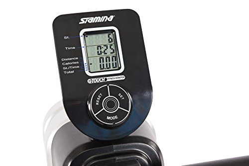 Stamina Multi-Level Magnetic Resistance Rower, Compact Rowing Machine by Stamina (Image #4)