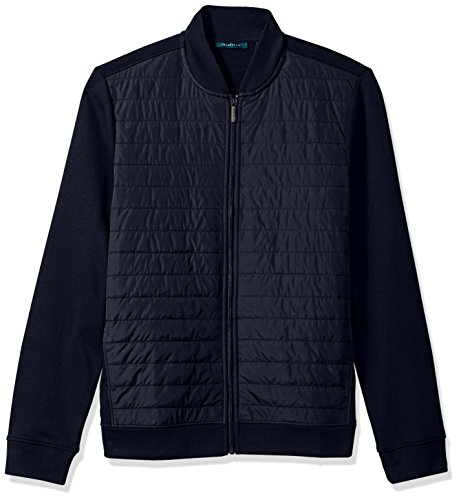 Quilted Sweatshirt Jackets - 4