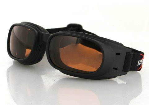 PISTON GOGGLE, BLACK FRAME, AMBER LENS, Manufacturer: BALBOA, Manufacturer Part Number: BPIS01A-AD, Stock Photo - Actual parts may ()