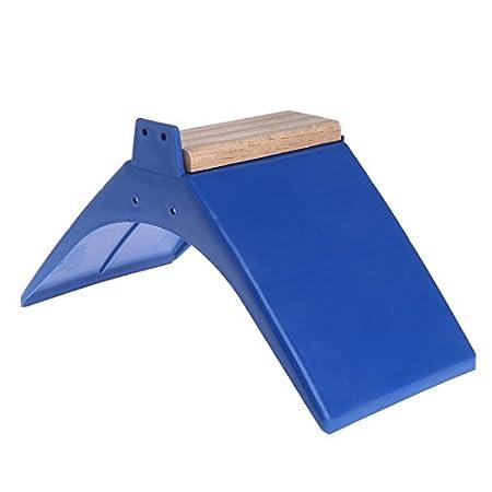 Misciu Pigeon Perch Plastic Heat Resistance Dove Rest Roost Bird Stand Holder Supplies (L)