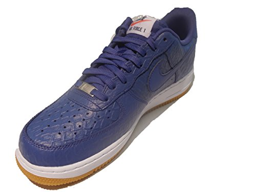 Marrón blanco Zapatillas chicle Azul Force Para Nike Lv8 Claro Air De Hombre Deporte Leyenda '07 400 1 X7wv6pq
