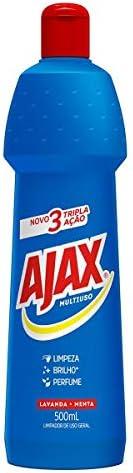 Limpador Diluível Ajax Multiuso Lavanda + Menta 500Ml