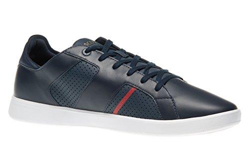 118 SPM Blau Sneaker Uomo 1 Lacoste Ct Novas qE7xw1I0