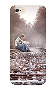 08a5fbc5623 Standinmyside Women Forest People Railroad Tracks Feeling Iphone 6 Plus On Your Style Birthday Gift Cover Case