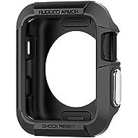 Spigen Rugged Armor Designed for Apple Watch Case for...