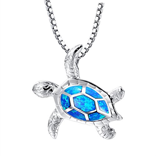 Turtle Necklace Morenitor Pendant Jewelry