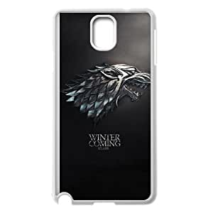 Game Of Thrones Samsung Galaxy Note 3 Cell Phone Case White 218y-077861