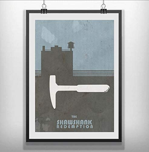 The Shawshank Redemption Classic Movie Large Wall Art Poster Print