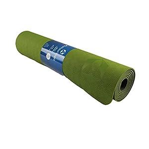 Yogamatte »Shitala« / Umweltfreundliche und hypo-allergene TPE-Matte, weich...