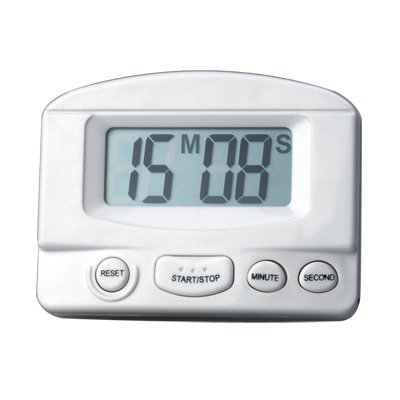 Compra Mini LCD Reloj Cocina Contador Temporizador Count Down en Amazon.es