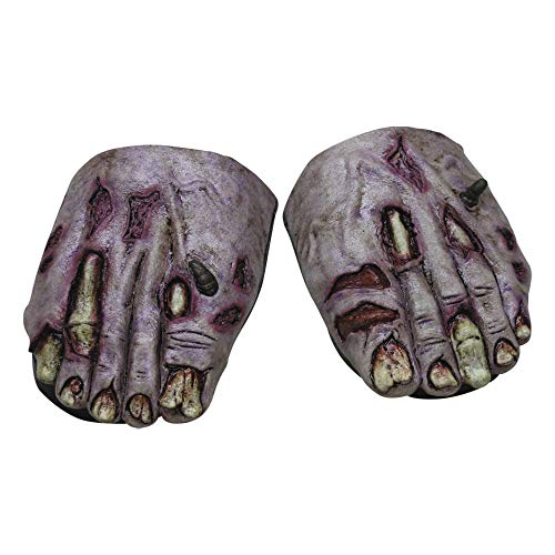 Ghoulish Productions Undead Zombie Feet -