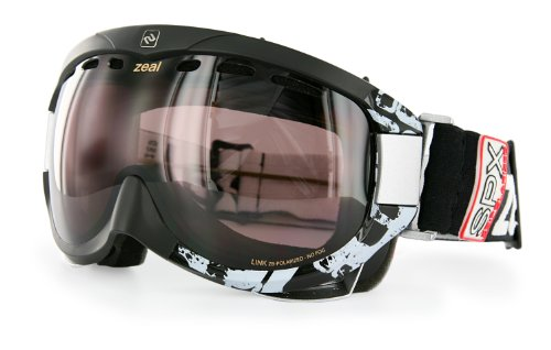 Zeal Optics Link SPX Goggle (Satin Black)