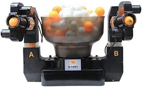 ADDG Entrenador de Tenis de Mesa Robot de Doble Extremo 36 ...