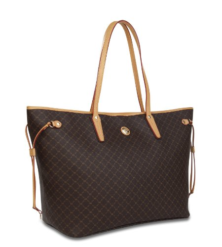 Rioni Signature (Brown) - Luxury Tote (Large)
