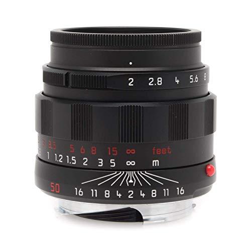 - Leica 50mm f2 APO Summicron - Black Chrome