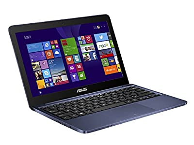 ASUS X205TA-DH01 11.6-inch Laptop (Dark Blue)
