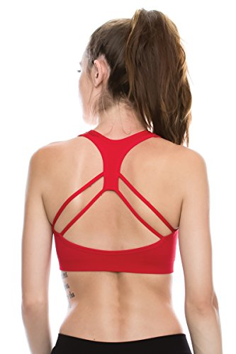 Kurve Premium Sports Bra (Double Layered for Support)Made in - Made Usa Bra Sports In