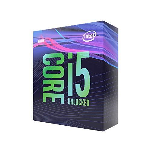 Intel Core i5-9600K processore 3,7 GHz Scatola 9 MB Cache intelligente