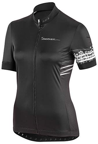 Louis Garneau Women's Art Factory Cycling Jersey, Neo Classic, X-Small
