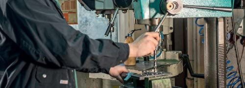230285 Steel Drill Bit0900 of Hss 0.8mm 10 Pcs