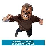 Star Wars Movie Roaring Chewbacca Wookiee Sounds