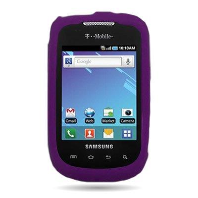SAM Dart T499 Skin Case Purple -