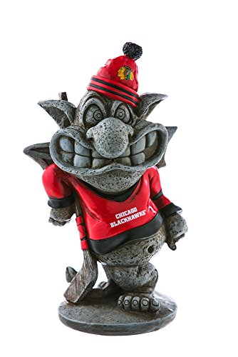 Team Sports America Chicago Blackhawks GOgoyle Garden Statue