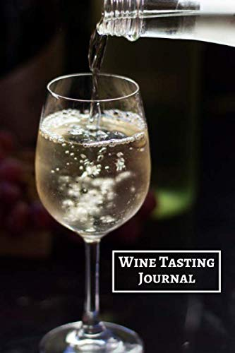 Connoisseur Decanter - Wine Tasting Journal: Diary Journal Logbook, Keep A Record & List of Wines, Taste Ratings Booklet, Wine Tasters, Connoisseurs, Wine Lovers, Alcohol ... Note Size Book 110 pages (Wine Tasting Log)