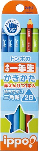 1 Small Dragonfly Pencil Writing Pencil S Triangular Plane M022b Mp Sepm02 2B  Japan Import