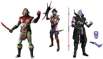 Kitana Mezco Toyz Mortal Kombat X 6-Inch Scale Action Figure