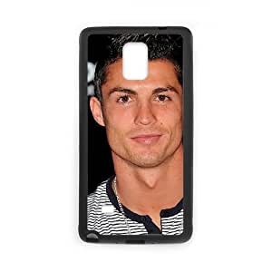 Cristiano Ronaldo Samsung Galaxy Note 4 Cell Phone Case Black jcqc
