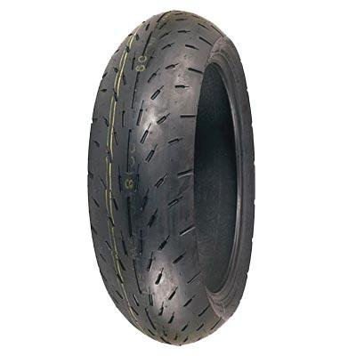 SHINKO 003 STEALTH SPORT TIRE REAR 200/50-17 RADIAL