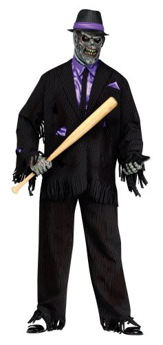Don Of The Dead Baseball Bat Costume