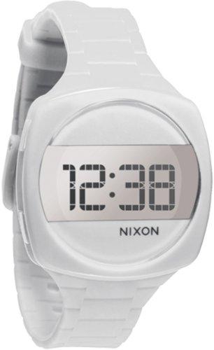 Nixon Dash Watch - Women's White, One Size