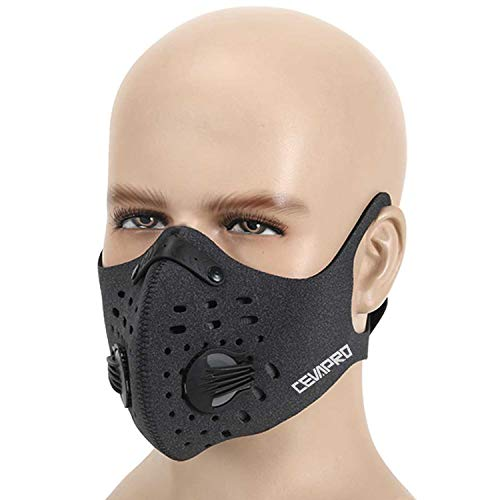 MoHo Dust Mask, Upgrade Version Activated Carbon Dustproof for sale  Delivered anywhere in USA