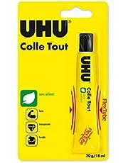 Uhu 82 - Alleklever Flex en Clean zonder oplosmiddelen, 20 g tube