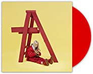 dont smile at me [LP][Opaque Red]