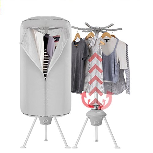 Alek...Shop Quick Dryer 1000w Portable Electric Clothes Heater Wardrobe Machine Drying Rack Dry Clothing