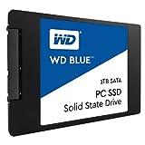 WD WDS100T1B0A 1TB 2.5-Inch SATAIII Internal SSD Solid State Drive - Blue