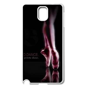 Dancing Personalized Cover Case with Hard Shell Protection for Samsung Galaxy Note 3 N9000 Case lxa#856966