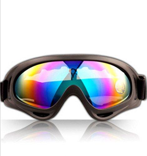 A a Deportes al Libre esquí y Lentes Prueba Viento Polvo Aire Gafas de Ciclismo explosiones x6qCvwv4