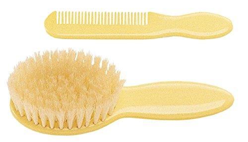 Kent - Bristle Baby Brush Set Model No. BA28 - Set Includes: