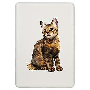Gato Atigrado Imán de Refrigerador (FM00019353)